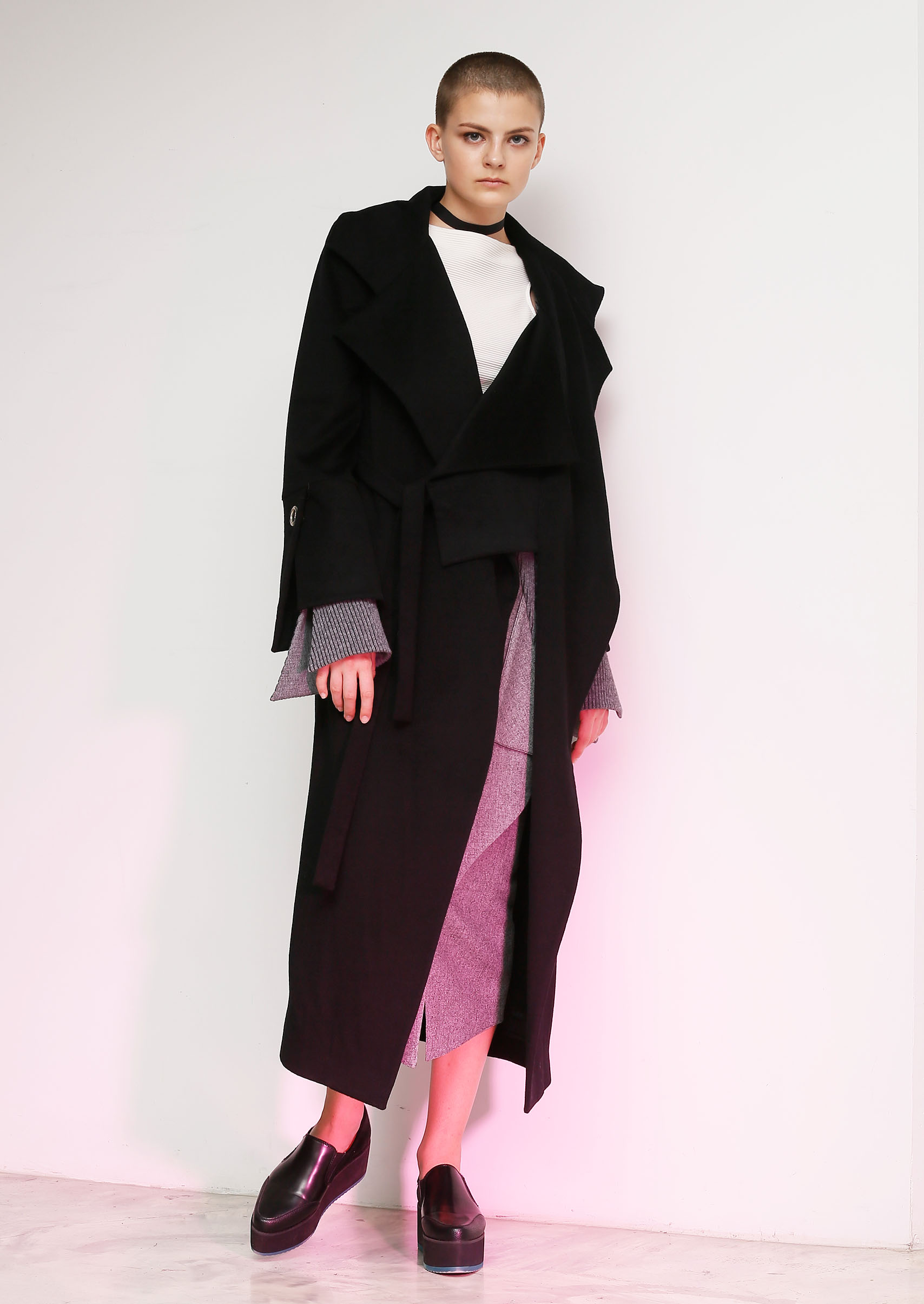 COAT_ NOHKE 16FW COLLECTION